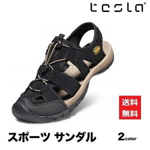 ATIKA アティカ メンズ スポーツサンダル アウトドア サンダル 男性用 ユニセックス TESLA CAIRO/ROCKY M121-KKR/M108-BLK