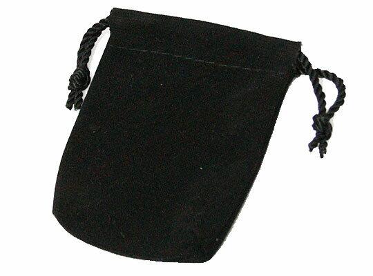 po-vel-5.5x7cm アクセサリーポーチ/ベルベットポーチ ベルベット生地 約5.5x7cm 12枚セット