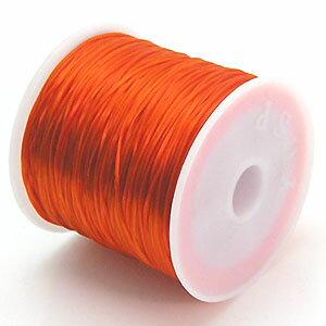 18-ru-1彩色鬆緊帶黄金的柳丁聚脂製造尺寸(大約0.8mmX70m)1個鬆緊帶鬆緊帶橡膠編碼