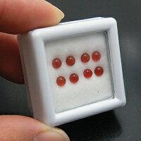 【ルースケース】白3x3cm《10個セット》裸石ケース/ジュエリーケース/宝石ケース/コインケース