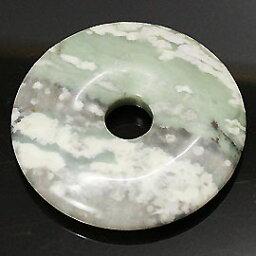 オーシャンジャスパー 【ピーディスク】 20mm ムナイキ 《1枚》 ドーナツ Pディスク 天然石