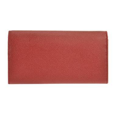 ブルガリ BVLGARI / 長札入財布 #33889 RED