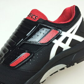 アシックス(asics)作業靴安全靴ウィンジョブFCP101(0490イエロー×ブラック、9001ブラック×ホワイト)