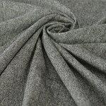 【日本製】紡毛ツィードシャンブレー