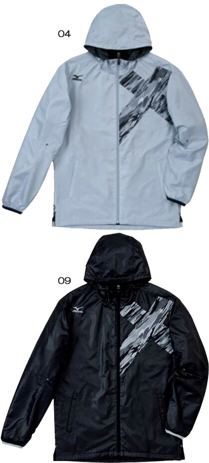 mizuno2012限定生産ウォーマーシャツ