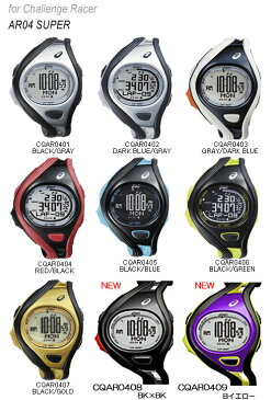asics Watch for Challenge Racer SuperrAR04 Super