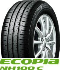ブリヂストン ECOPIA NH100C 165/55R15