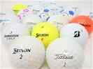 【送料無料】ツアーボール限定自宅練習用激安ボール60球セットロストボール中古