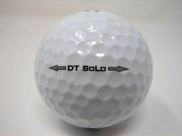 【中古】タイトリスト DT SOLO 2014年モデル ロストボール|特Aランク|ゴルフボール