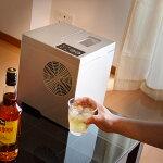 卓上小型製氷機「IceGolon」DTSMLIMA※日本語マニュアル付き【16時締切翌日出荷※祝前日・休業日前日を除く】