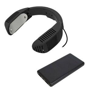 [公式]【予約商品】ネッククーラーNeo+10,000mAhモバイルバッテリーセット TK-NECK2 モバイルバッテリー 大容量 スマホ バッテリー USB 充電
