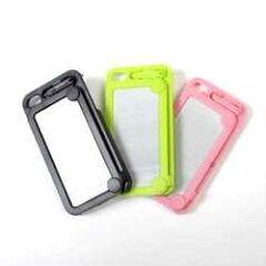 ※こちらの商品はピンクとなります【サンコー】マジックボード付きiPhone4ケース(ピンク)