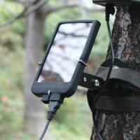 自動録画監視カメラ「MPSC-12」用ソーラーチャージャー