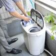 【予約商品】小型二槽式洗濯機「別洗いしま専科」 MNWASHR2 ※日本語マニュアル付き ※納期確認中