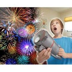バズーカ感覚で打ち上げが楽しめる花火プロジェクターどこでも花火バズーカ ~ バズーカ感覚で...