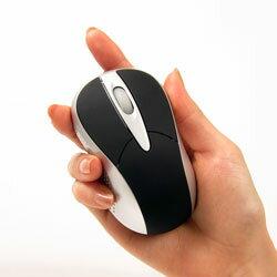 通常マウスの100分の1の静かさ!クリック音がほとんどしないサイレントマウス!【予約商品】ワ...