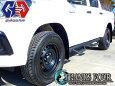 トヨタハイラックスレボ125系TOYOTAHILUXREVOGUN1254ステップサイドステップサンドブラストブラックP/#NII-SB3002【GIG/ジーアイギア】