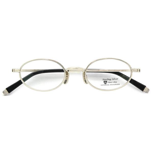 American Optical(アメリカンオプチカル)純銀 メガネフレーム【伊達メガネ用レンズ無料!!】:メガネ・サングラスのThat's