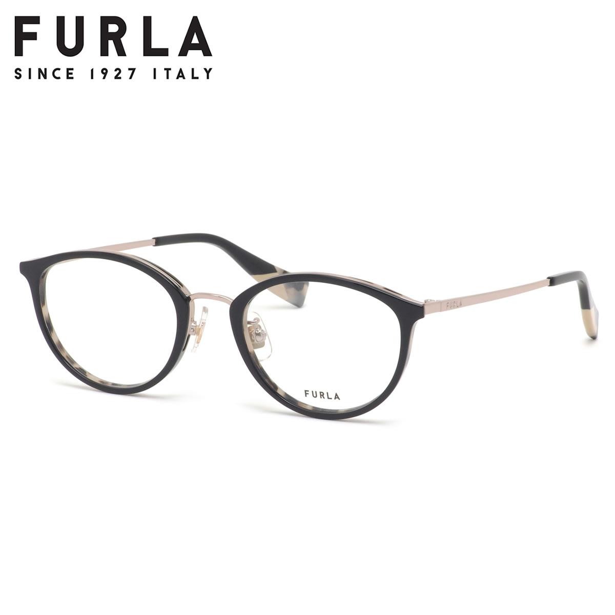 眼鏡・サングラス, 眼鏡  VFU528J 09D6 49 FURLA