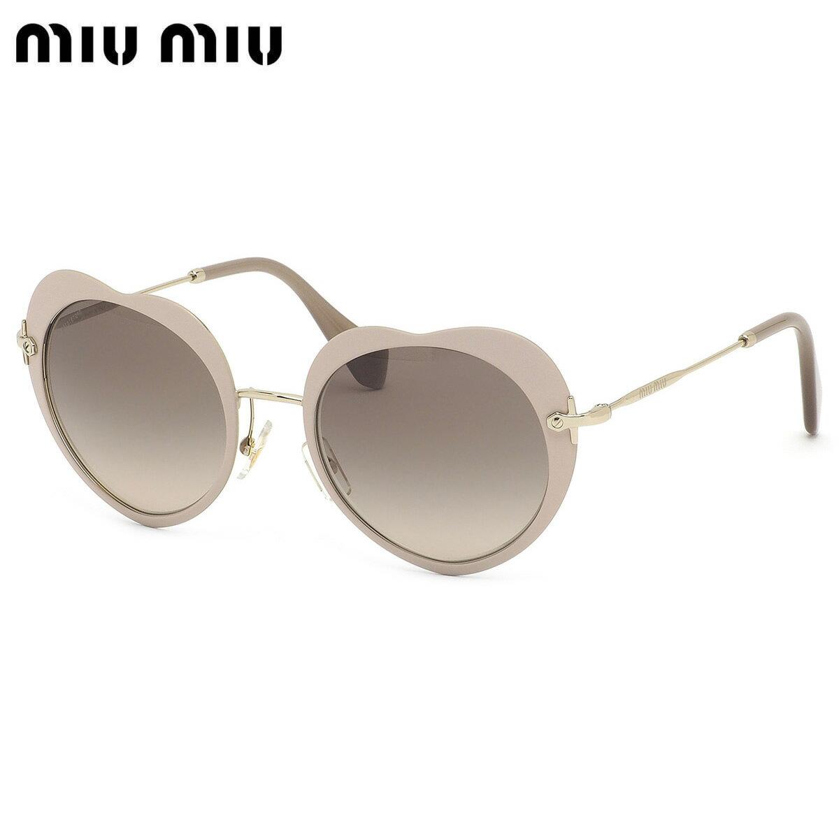 【ミュウミュウ】 (MIUMIU) サングラスMU54RS U6I3D0 52サイズボストン MIUMIU レディース:メガネ・サングラスのThat's