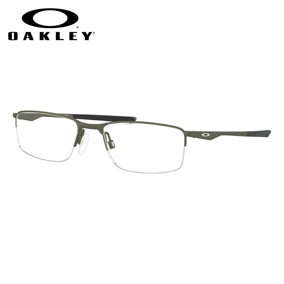 眼鏡・サングラス, 眼鏡  OAKLEY OX3218-10 SOCKET 5.5 Satin Olive