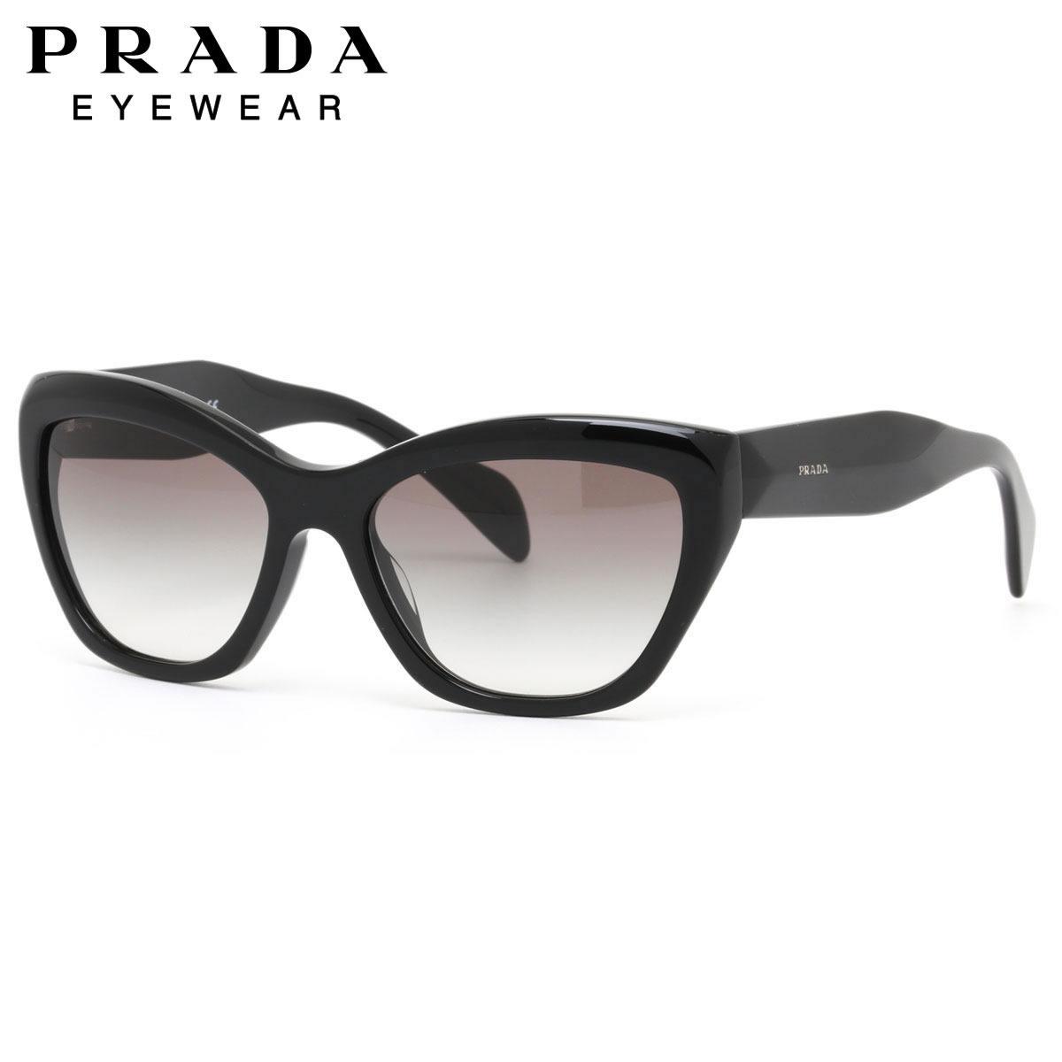 【プラダ正規商品販売店】PRADA(プラダ)サングラス PR02QSA 1AB0A7 56サイズ 【あす楽対応】:メガネ・サングラスのThat's