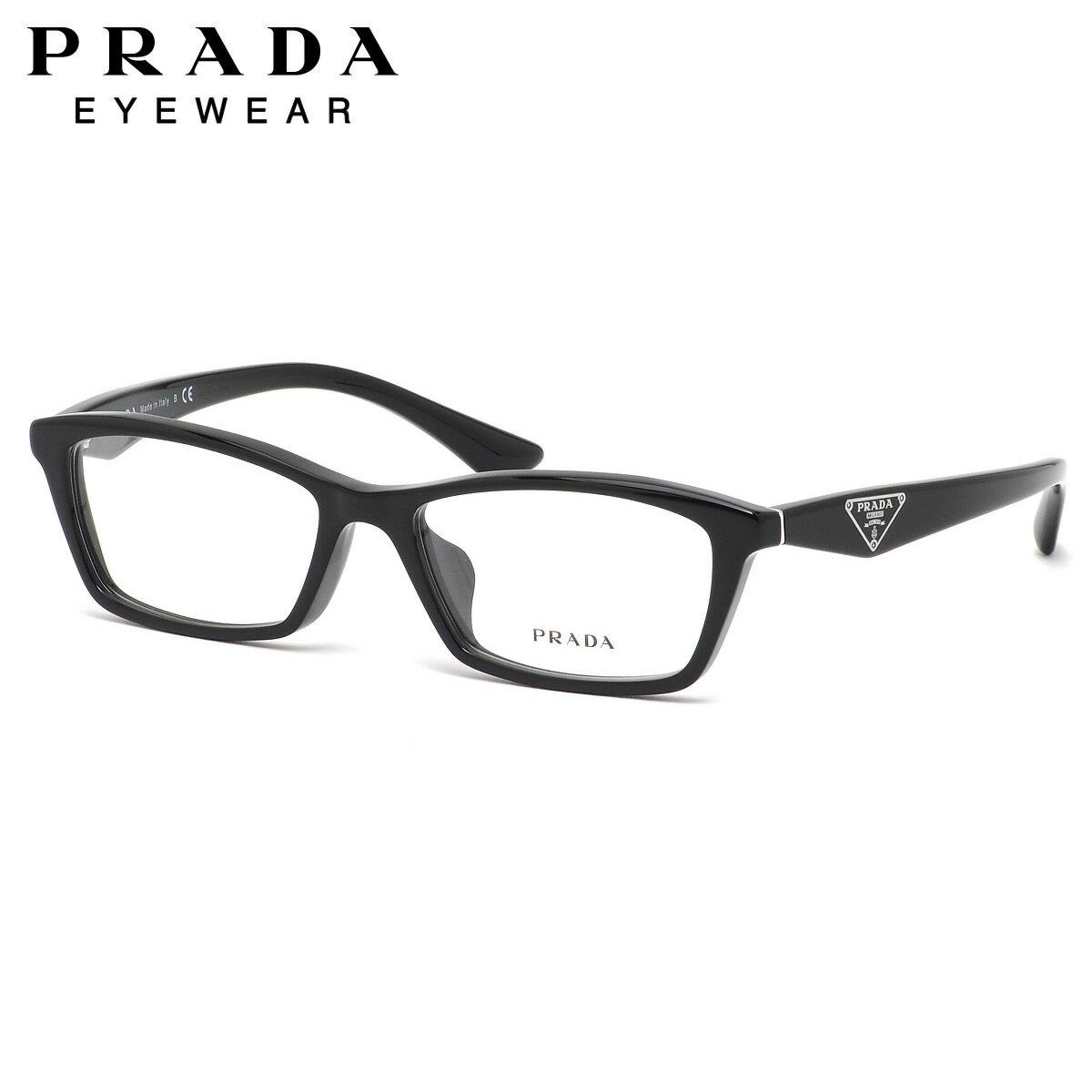 【プラダ】 (PRADA) メガネPR20RV 1AB1O1 53サイズスクエア PRADA メンズ レディース:メガネ・サングラスのThat's