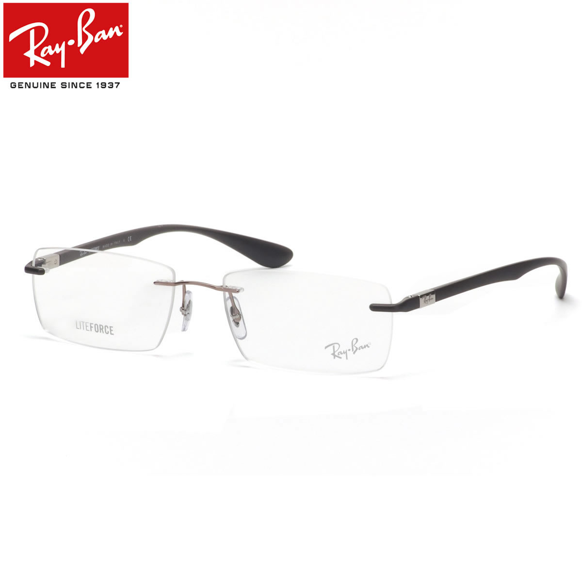 眼鏡・サングラス, 眼鏡  RX8724 1131 54 56 Ray-Ban LITEFORCE