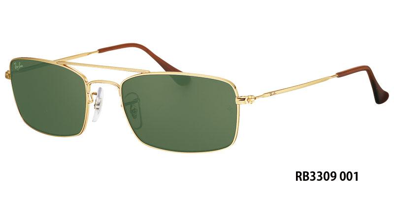 60a876fbb1 Ray Ban Aviator 3309 001 Arista Gold Metal Sunglasses « Heritage Malta