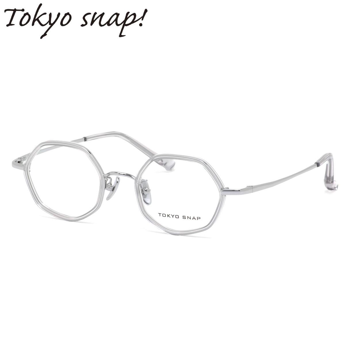 眼鏡・サングラス, 眼鏡  TSP-1045 07 45 TOKYO SNAP MADE IN JAPAN
