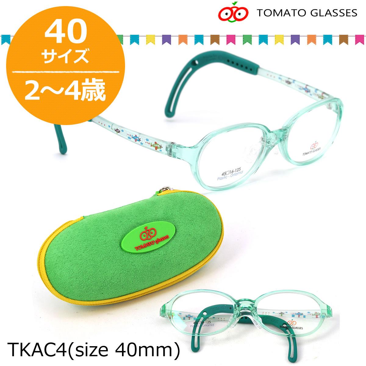 眼鏡・サングラス, 眼鏡 TOMATO GLASSES TKAC 4 40 A 24 TOMATO GLASSES
