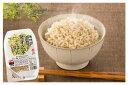 木村式自然栽培米朝日 発芽玄米ごはん 10パック 2