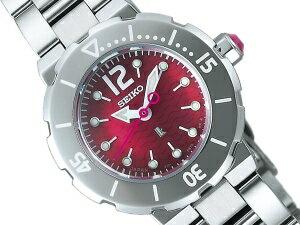 セイコールキアファンクショナルビューティシリーズソーラーレディース watch red SSVR033