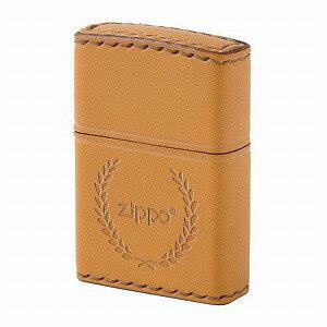 喫煙具, ライター ZIPPO REAL LEATHER HAND MADE LB-7