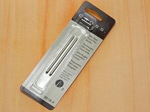 【CROSS】クロス ボールペン 替え芯 テックスリープラス テックフォー 用 黒 M 8518-4 【メール便可能】