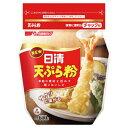 日清フーズ 天ぷら粉チャック付 600g まとめ買い(×15)|4902110340280(dc)