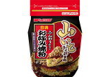 日清フーズ 山いもたっぷりのお好み焼粉 400g まとめ買い(×12)