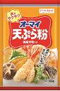 オーマイ 天ぷら粉 300g まとめ買い(×10)|4902170094703(dc)