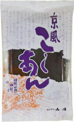 山清 京風こしあん 200g まとめ買い(×10)|4903016031227:農・水加工品(c1-tc)