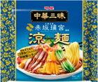 明星 中華三昧 赤坂璃宮 涼麺 139g まとめ買い(×12)|4902881054812(tc)(012956)