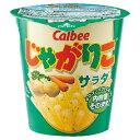 カルビー じゃがりこサラダ 60g まとめ買い(×12) 4