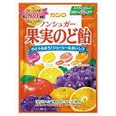 カンロ ノンシュガー果実のど飴 90g まとめ買い(×6)