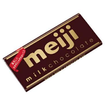 明治 ミルクチョコレート 50g まとめ買い(×10)|4902777015927:菓子(c1-tc)