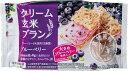 アサヒ クリーム玄米ブランブルーベリー 72g まとめ買い(×6)|4946842503889(tc)