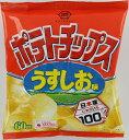 湖池屋 ポテトチップスうすしお味 60g まとめ買い(×12