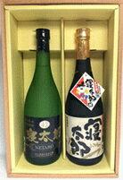 永山酒造合名会社 寝太郎焼酎 ギフト 720ml×2本|61679:食品(直)