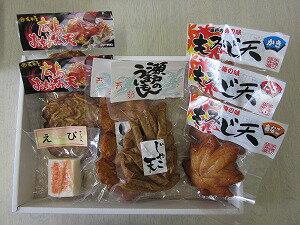 広島 坂井屋 手作りかまぼこセット (送料無料)|40609:食品(直)
