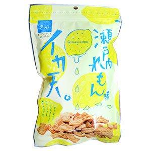 まるか食品 イカ天レモン 90gX12袋(送料無料)|51329:食品(直)