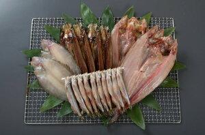 ほっけ さんま かれい ししゃも 北海道産干物セット|23489:魚介類 シーフード