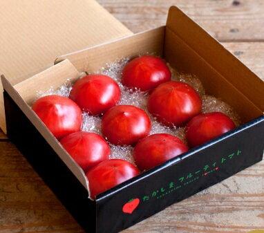 たかしま農園たかしまフルーティトマト『ハートの女王1kg』